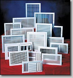 Bush Distributors, Inc  - HVAC, Grilles, Registers